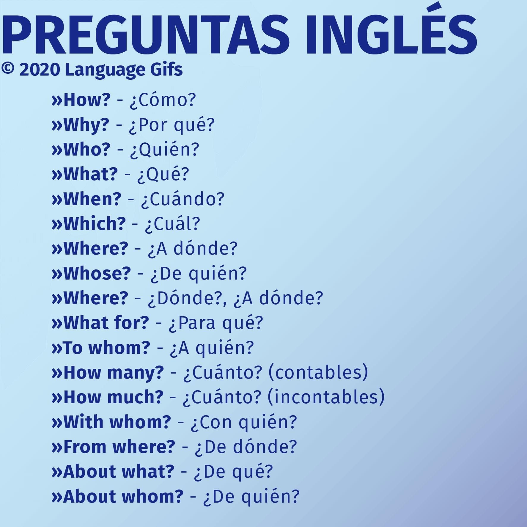 Pin En English