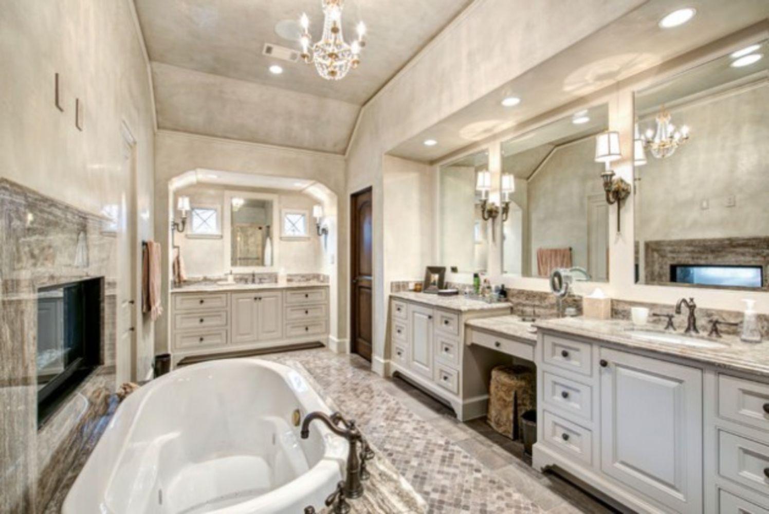 Amazing 40 Fabulous Mediterranean Bathroom Design Ideas https ...