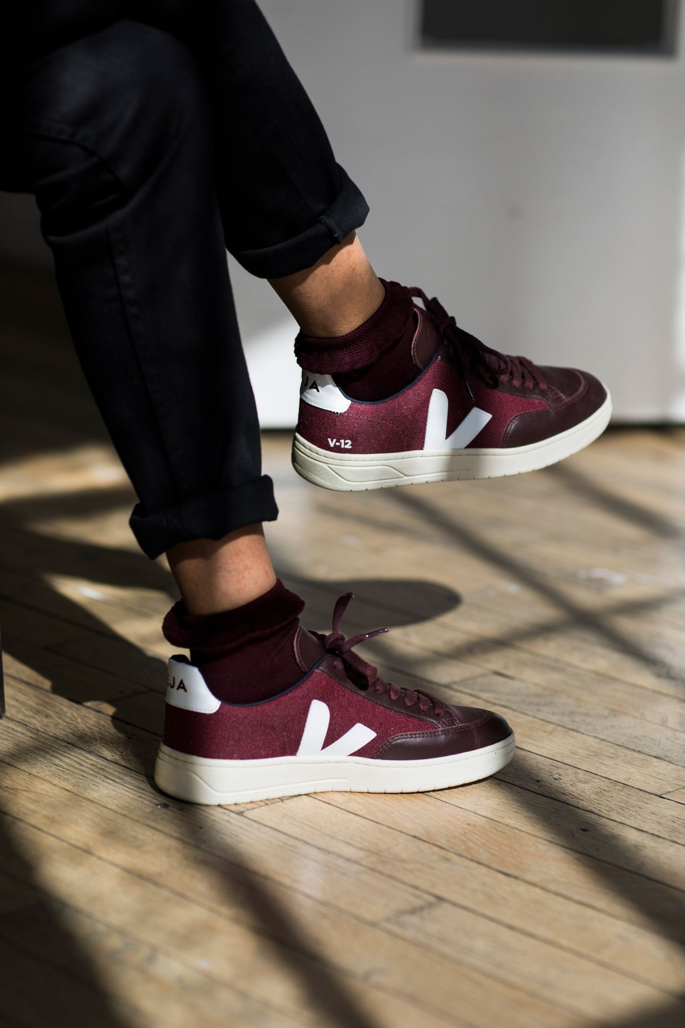 veja #vejav12 #kicksoftheday #sneakers
