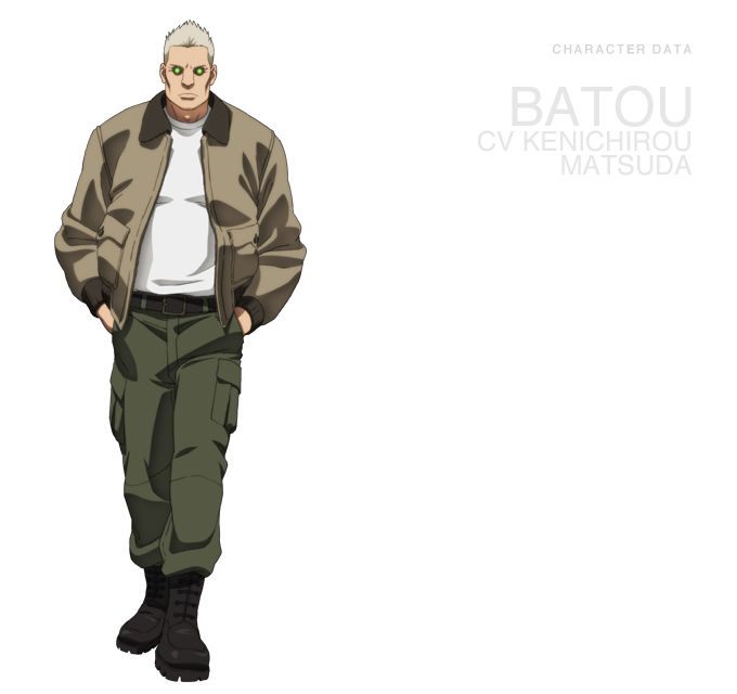 Take A Better Look At The New Ghost In The Shell Character Designs Ghost In The Shell Character Modeling Shell Artwork