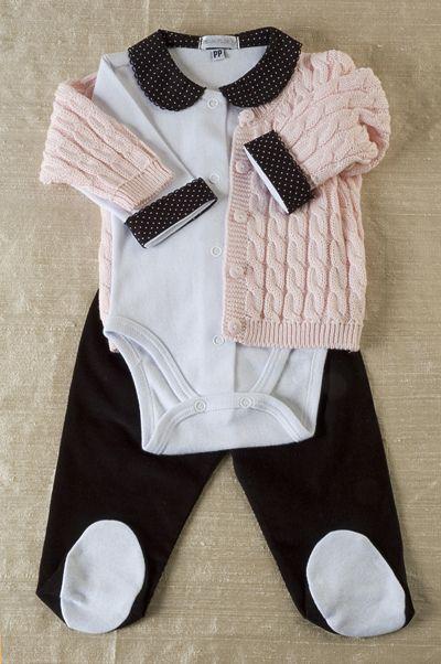 Linha Bebê  calça de veludo 3398979270b