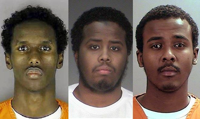 Guilty verdicts returned against all three defendants in ISIL trial