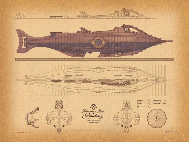 David McCamant | Nautilus Exterior Plan