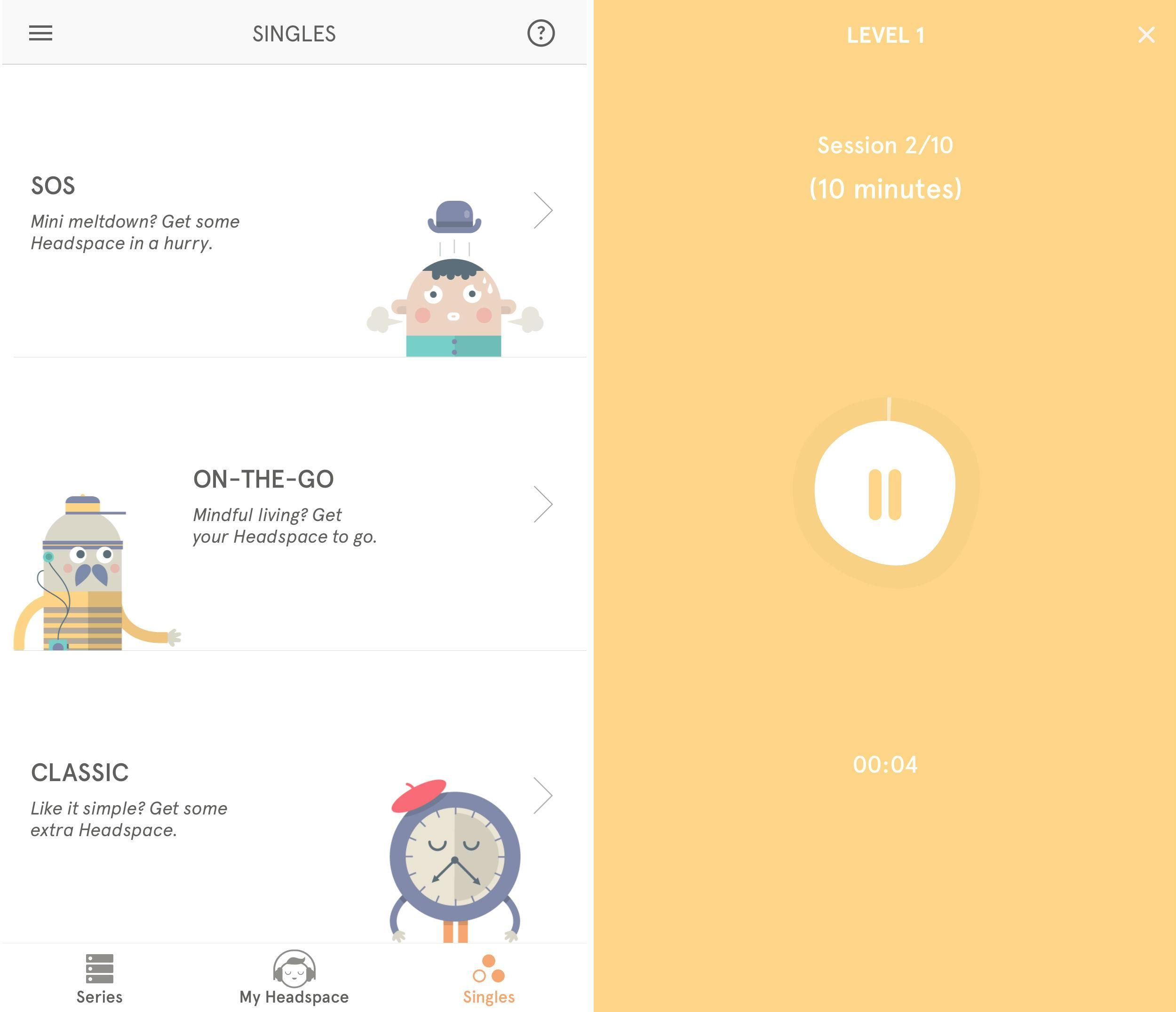 Five of the best meditation apps