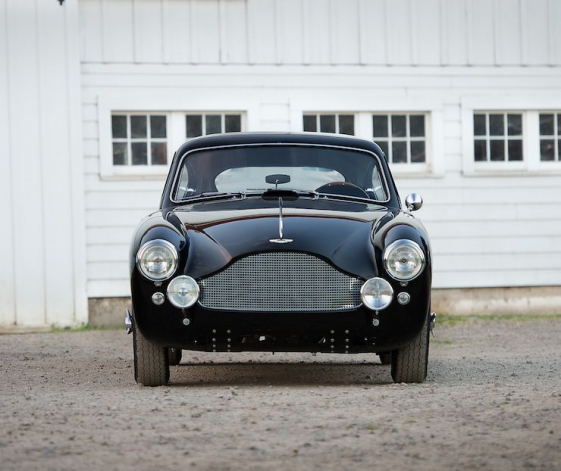 Photo of #Vintage and #Drive — #AstonMartin DB2/4 Mk III 1958 photography by #RobinAdams…