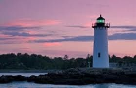 Lighthouse in NH