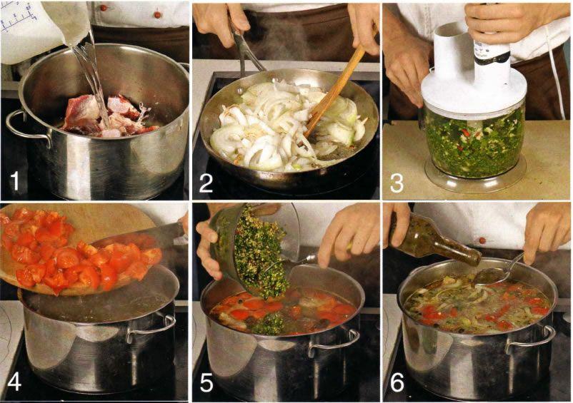 суп харчо рецепт приготовления похлебкина