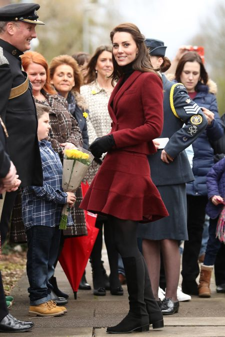 The Easy Way Kate Middleton Updated Her 5-Year-Old Skirt Suit