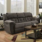 Fine Simmons George Double Motion Reclining Sofa Family Room Ibusinesslaw Wood Chair Design Ideas Ibusinesslaworg