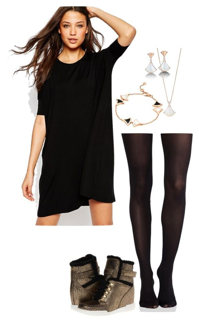 """""""Untitled #620"""" by jennah-abdulla on Polyvore featuring Marc by Marc Jacobs, ASOS, SPANX and Bulgari"""