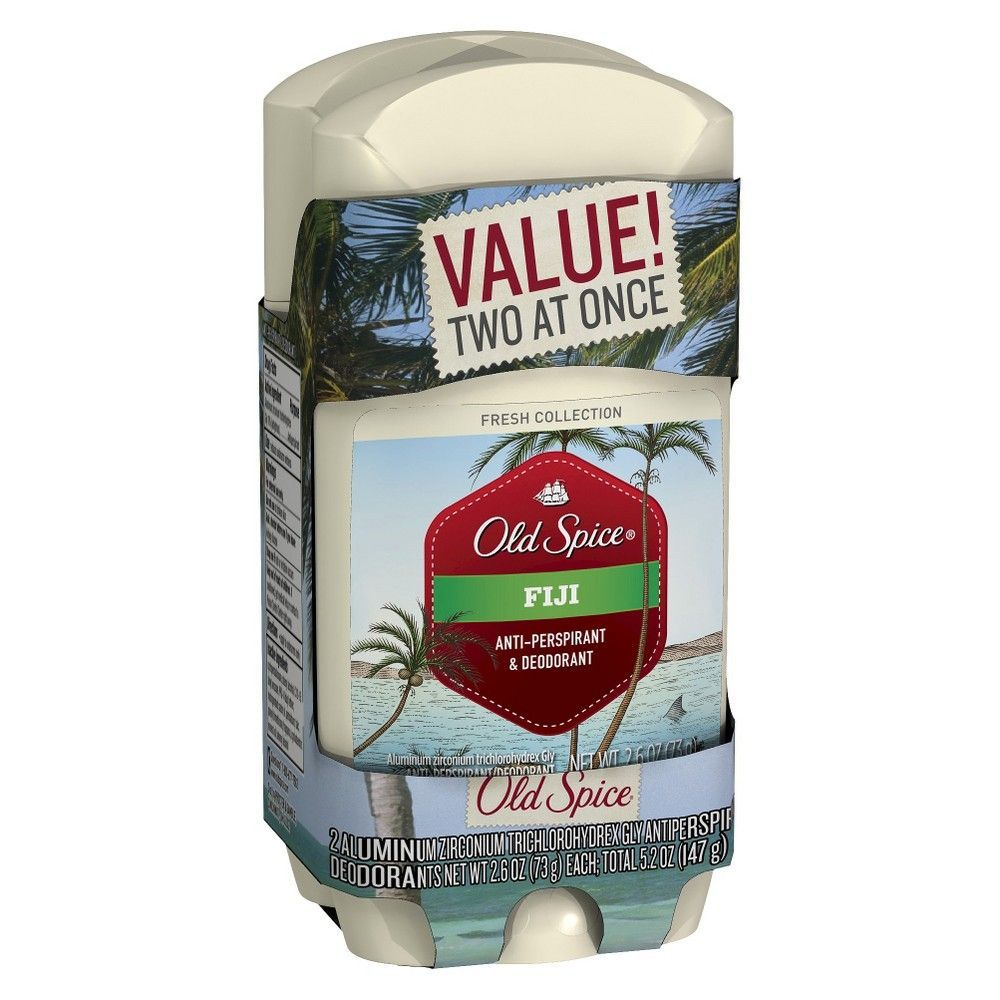 Old Spice Invisible Solid Antiperspirant Deodorant for Men