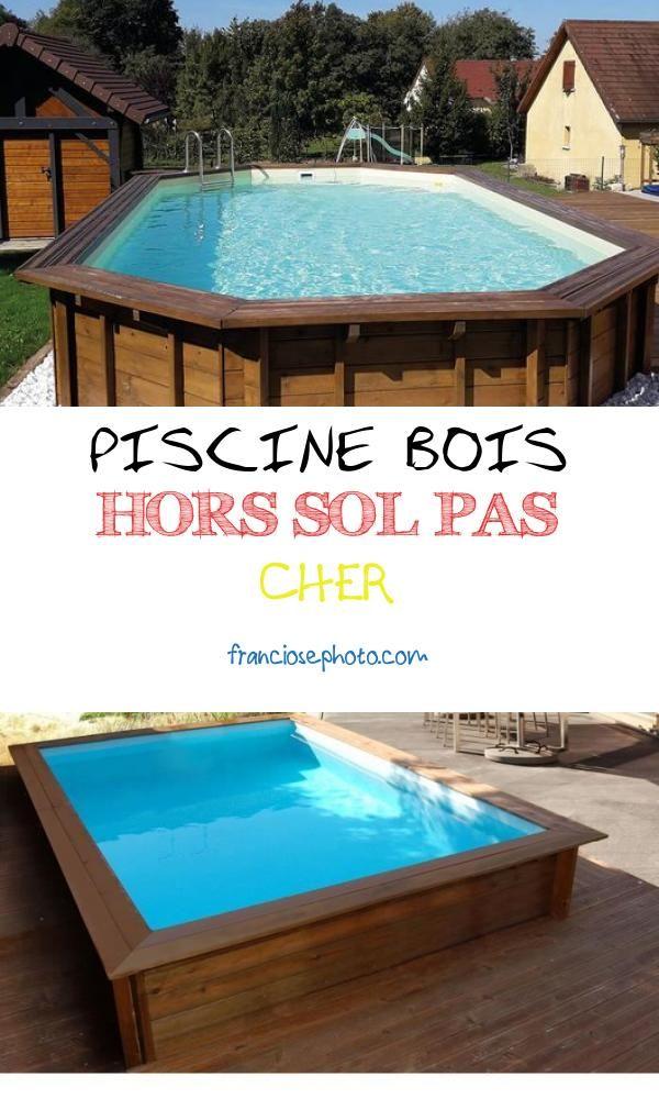 Piscine 12 Modeles Tendance Piscine Hors Sol Bois Piscine Hors Sol Amenagement Piscine Hors Sol