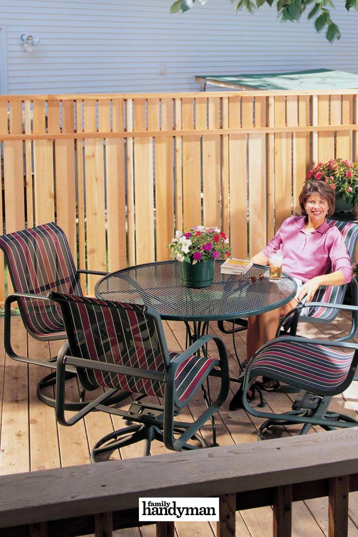 12 Ways To Create a Private Backyard Retreat in 2020 ...