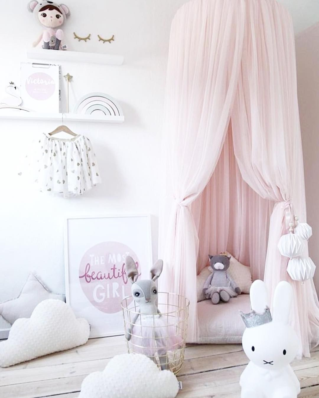 Kidroom Bild Von Kj Prinzessinnen Himmelbett Prinzessinnen Bett