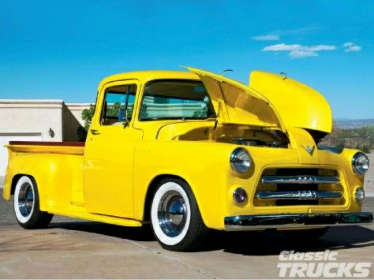 55 Dodge | Dodge/Plymouth/Chrysler/Desoto | Pinterest | Dodge trucks