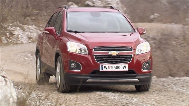Iran has approved imports of Chevrolet cars.