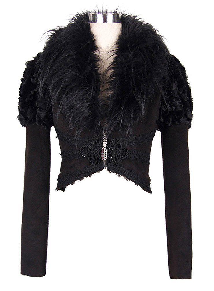 Nouveau produit : Manteau noir col en fourrure broderies https://t.co/scRZhskOZN  Prix: 129.90 @japanattitude https://t.co/MGtQjclrZi
