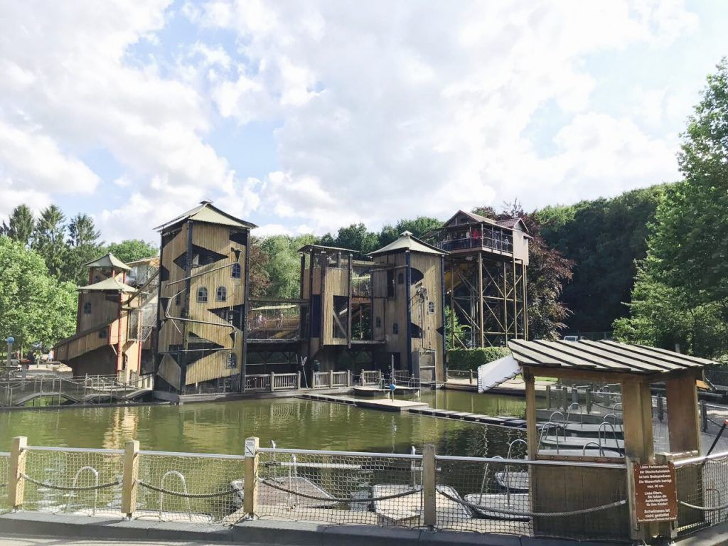 Wasserspielplatz In 2021 Ausflug Ausflug Nrw Wasserspielplatz