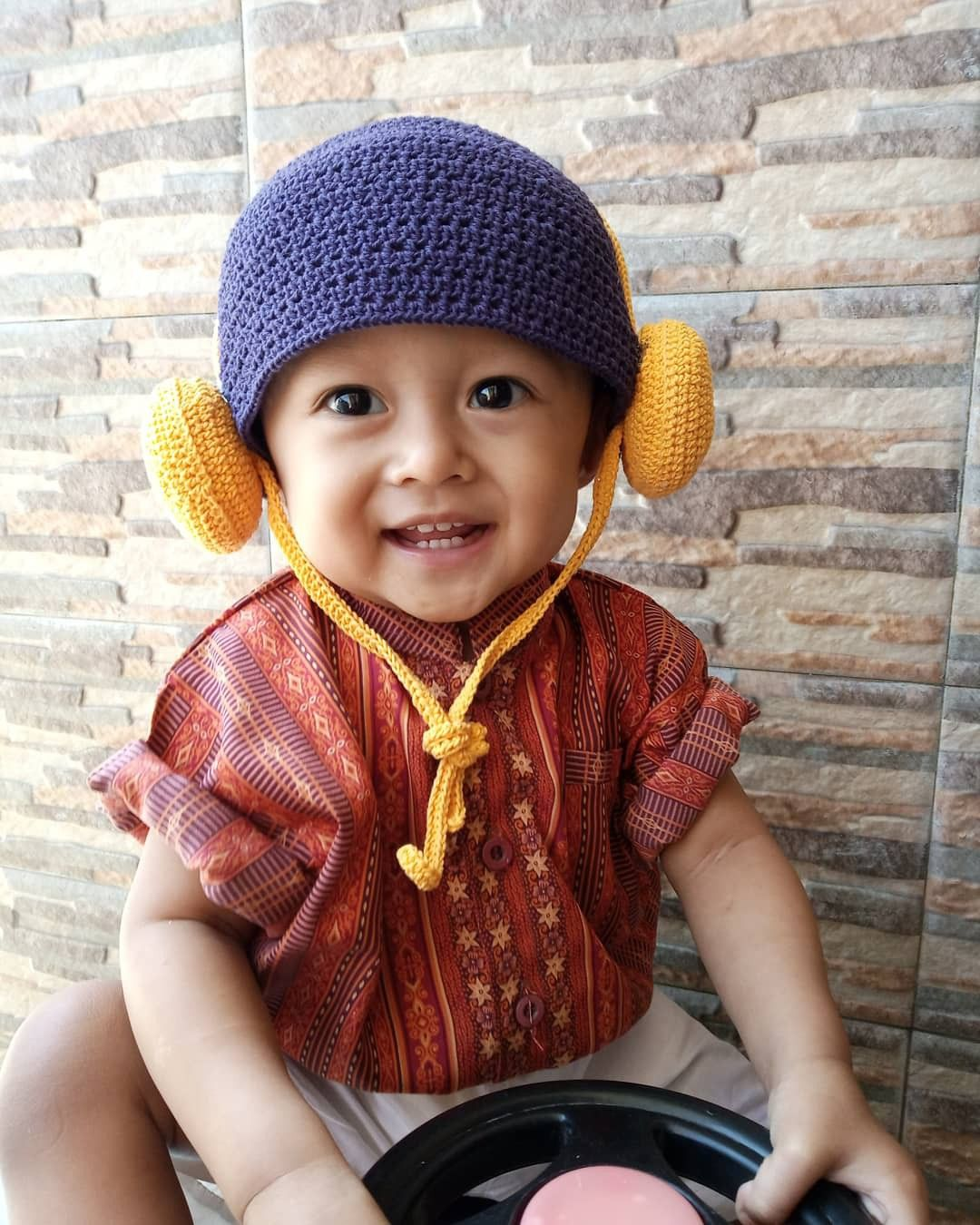 Topi Rajut Bayi godean.web.id