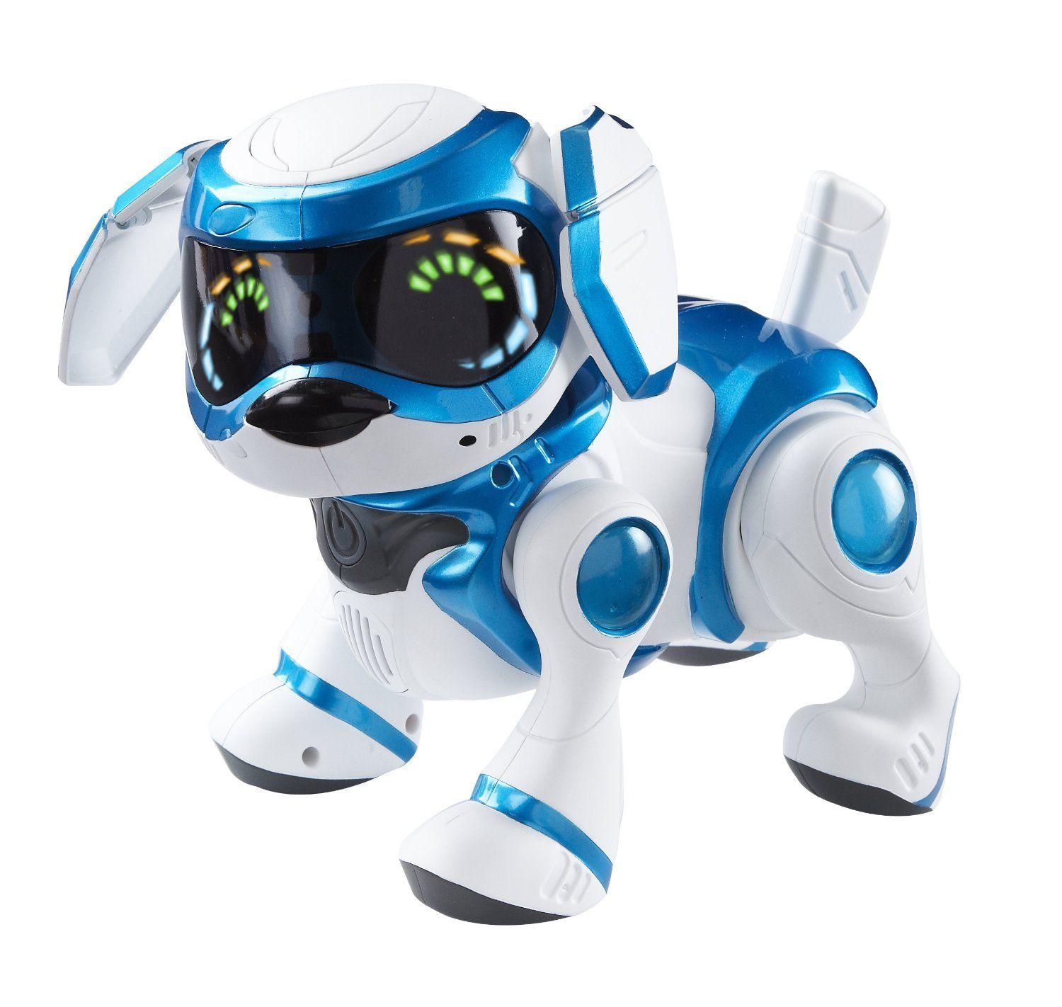 The Teksta Robot Dog Toy Is A Life Like Robot Dog That Reacts And
