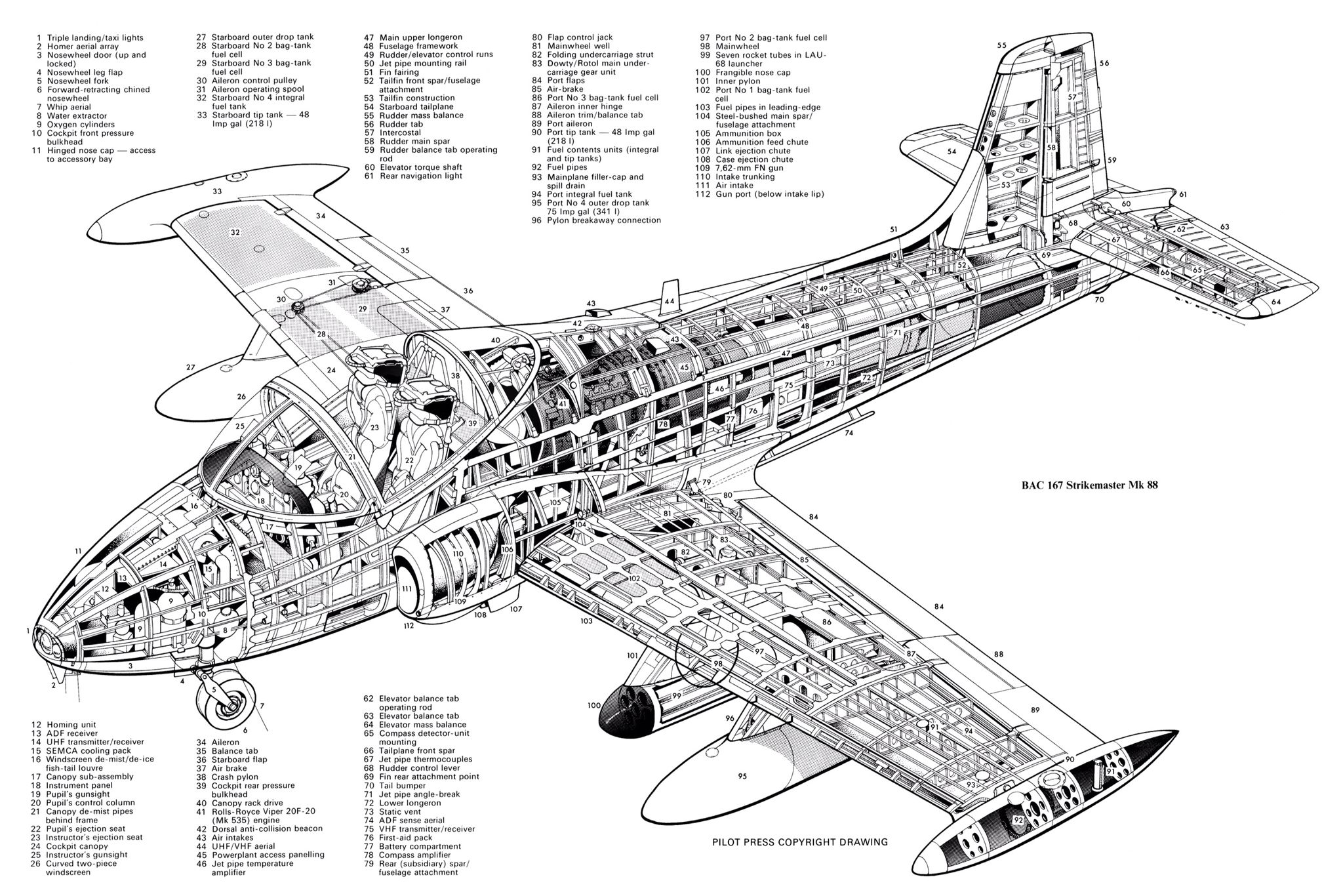 Pin By Malcolm Taylor On Aircraft Cutaways