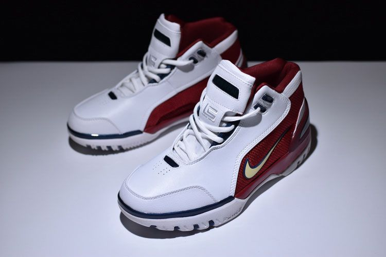b1074c65bae Limited nike air zoom LeBron James generation 1st game men s basketball  shoes