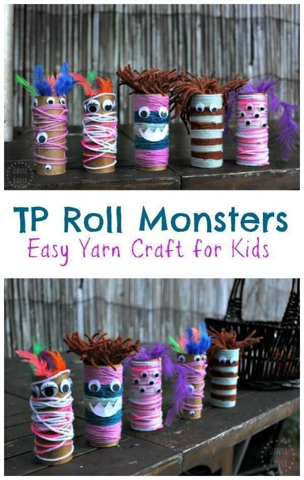 27 Creative Halloween Craft Ideas for Kids & Toddlers (FREE)