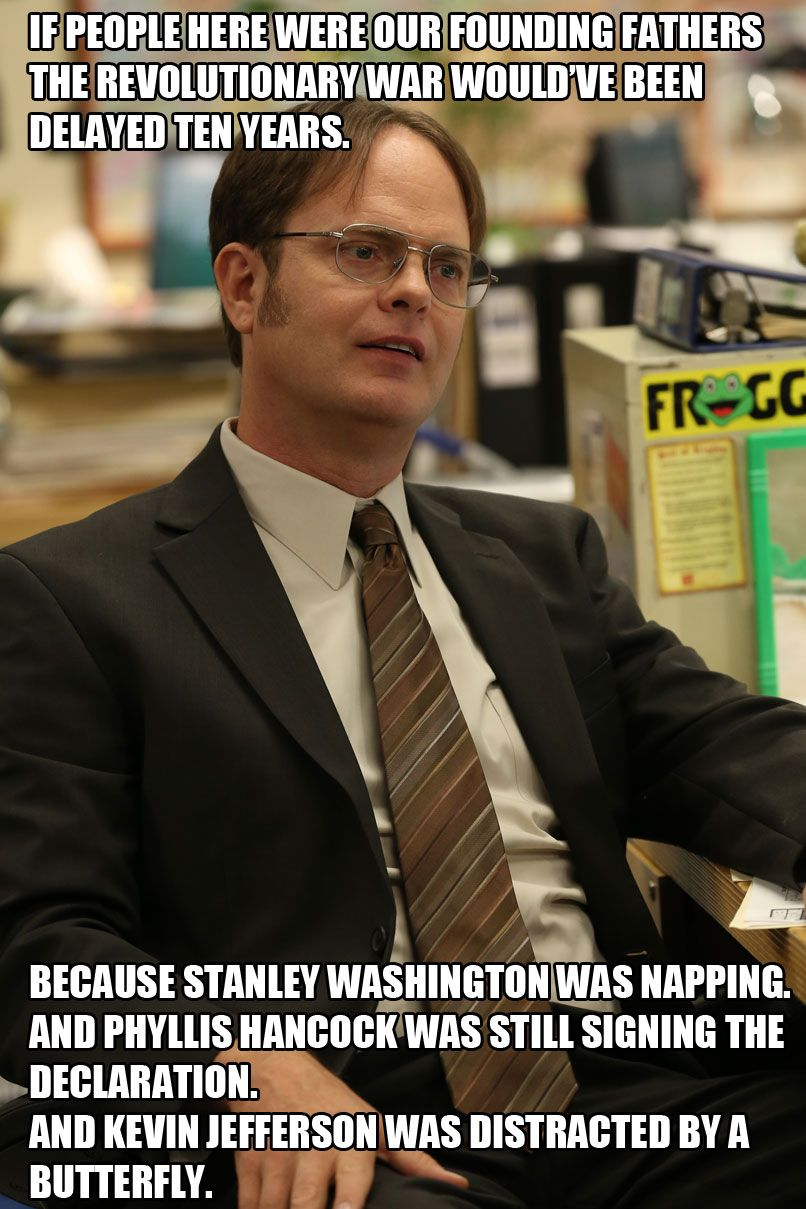 Dwight Schrute The Office Theoffice Office Quotes Funny