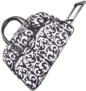 Best Rolling Duffel Carry On Luggage For Women Travel Bag Quest Travelbags Duffelbag Carryon