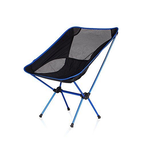 Fishing Chair Setup Revolving Making Noise Fivejoy Folding Camp Picnic Time Sporting Events Aluminum Frame Mesh Cover Easy