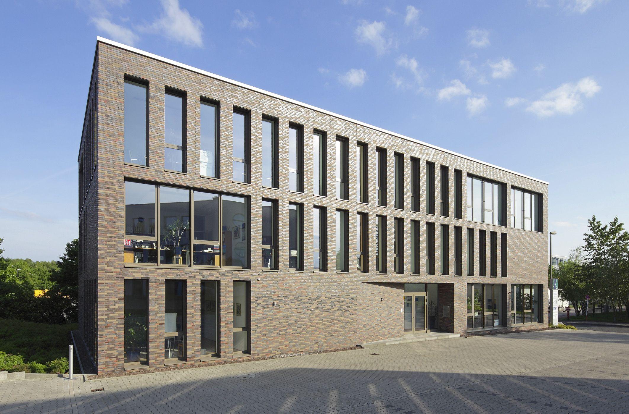 Fassade bürogebäude  Bürogebäude Dortmund | Referenzen | Fassaden-Projekte | Klinkerwerk ...