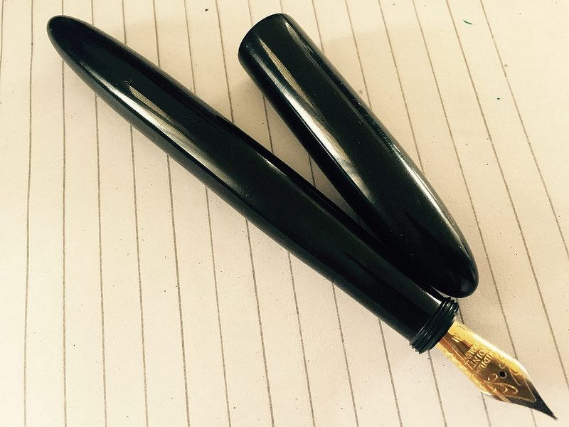 Asa Nauka Ebonite Fountain Pen Asapens India Buy Online