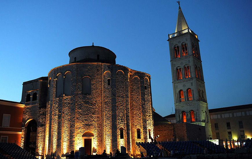 Zadar Hrvatskatravel Org Perfect Vacation City View Cruise Vacation