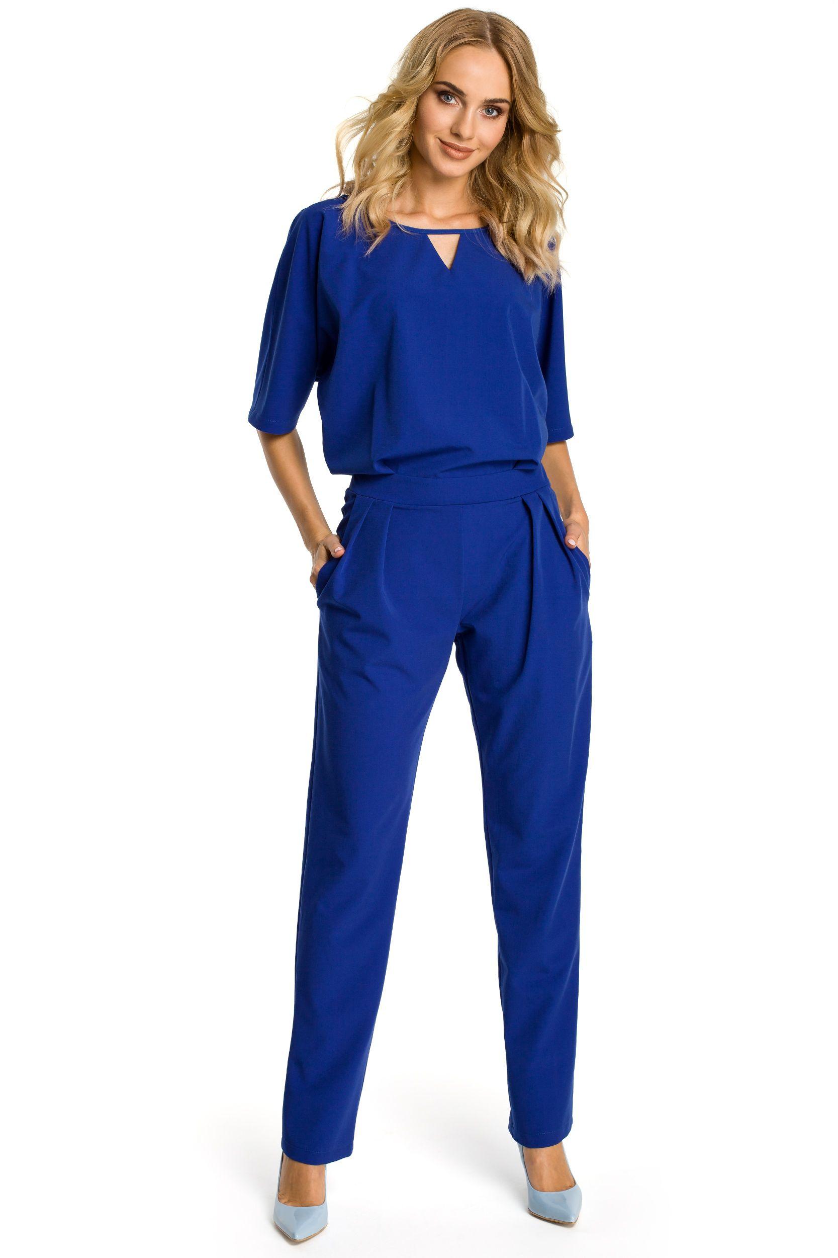 735a7999a4  Kombinezon  Damski  PLUS  SIZE  xl  xxl  chabr  niebieski  onlineshopping   sale  WYPRZEDAŻ  sklep  z  odzieżą  dla  puszystych  boże  narodzenie   sylwester