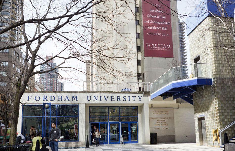 Haunted Fordham University In The Bronx New York Fordham University The Bronx New York New York