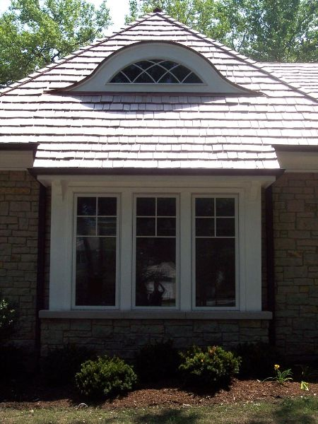 Eyebrow Dormer Exterior House Options House Exterior Dormer