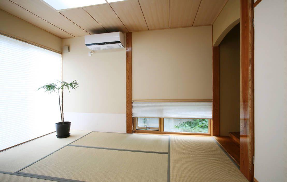 吉田設計+アトリエアジュール の  和室