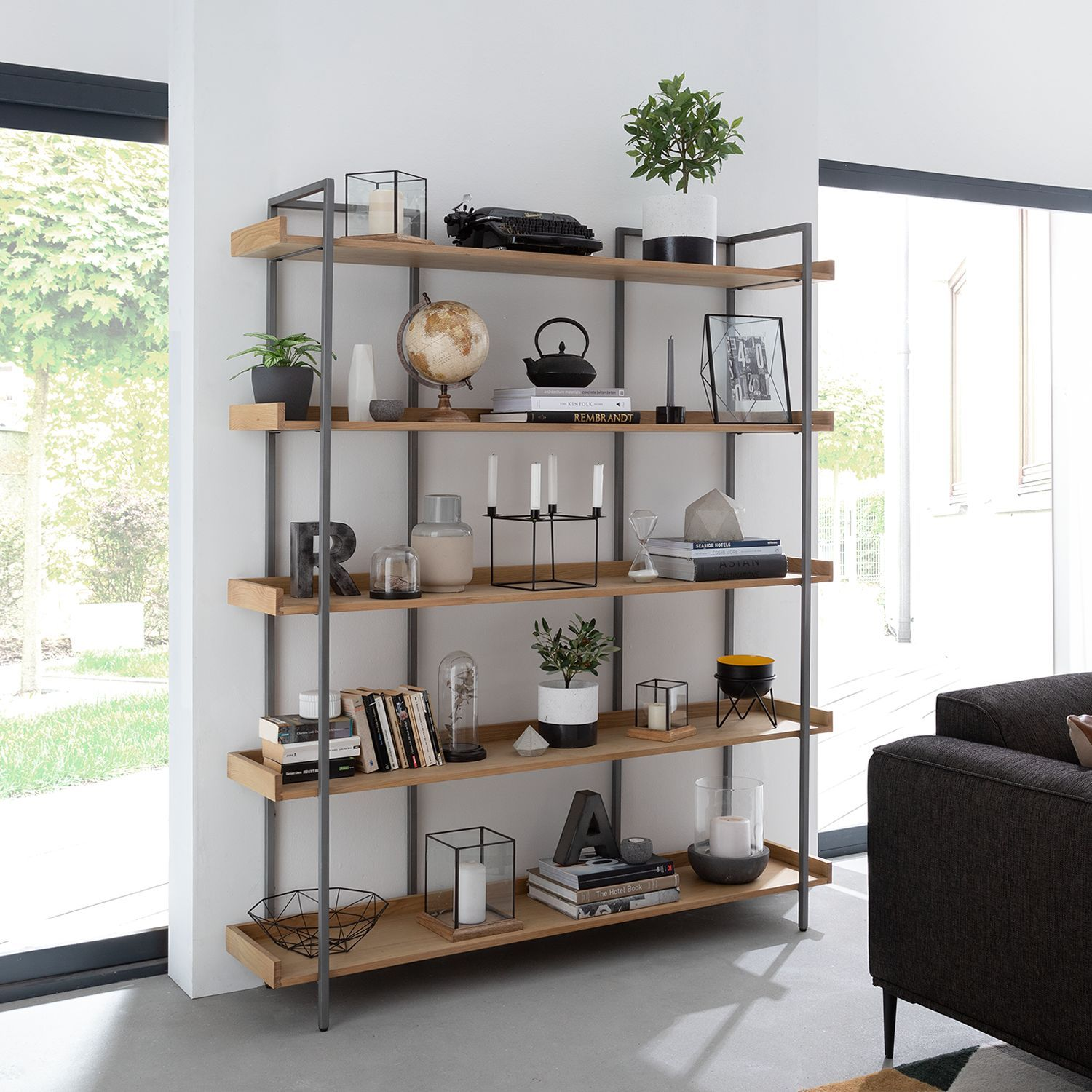 Bücherregal Dharai kaufen  home6 in 6  Innenarchitektur