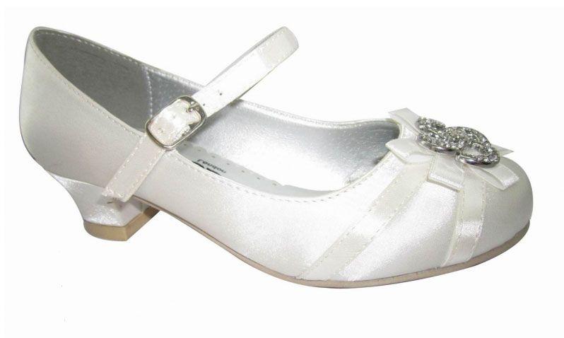 29f74b415fe Παπούτσια για Παρανυφάκια - Επίσημα Παπούτσια για Κορίτσια :: Σατέν Παιδικά  Παπούτσια Για Κορίτσια,