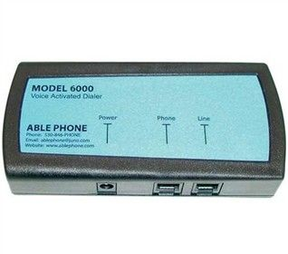 Ablephone Ap 6000 With Images Voice Activated The Voice