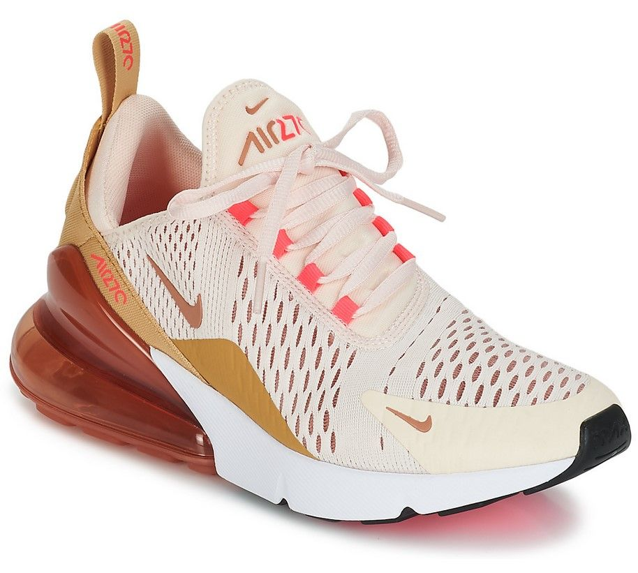 nike air max 270 femme rose orange