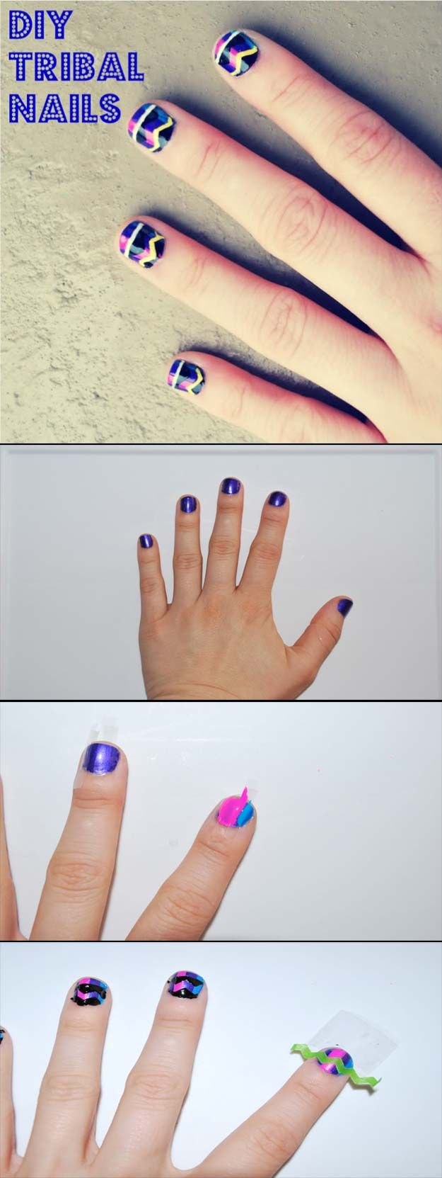 50 Cool Nail Art Designs for Teens