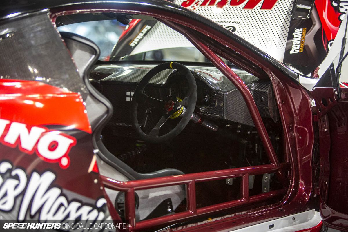 A Quick Look At TAS 2020 Roll cage, Nsx, Toyota 86