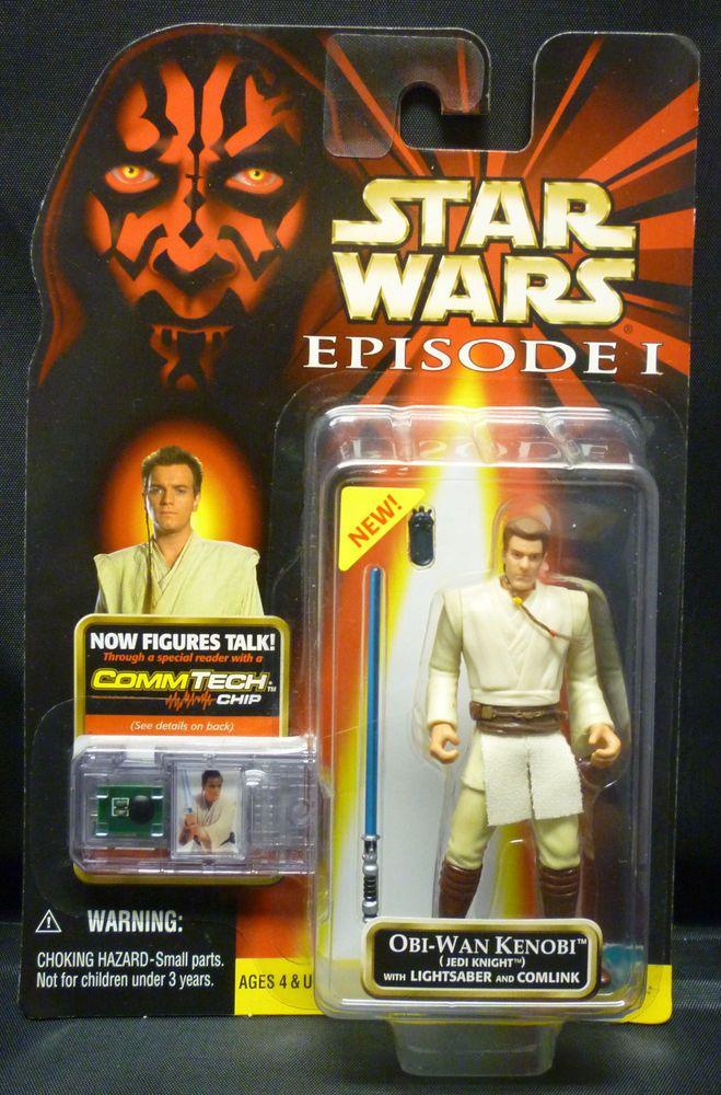 Action Figures 1999 Star Wars Episode I Phantom Menace CHOOSE 1 Hasbro