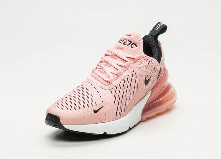 check out be772 5701d Nike Wmns Air Max 270 (Coral Stardust / Black - Summit White ...