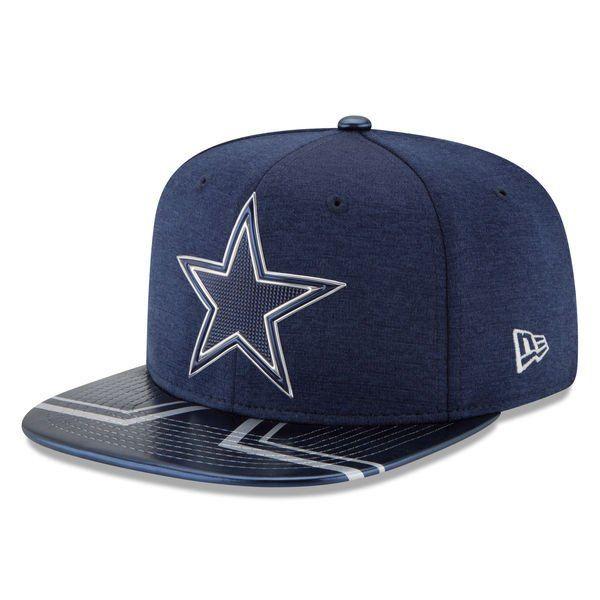 Cap · Dallas Cowboys New Era 2017 NFL Draft On Stage Original Fit 9FIFTY ...