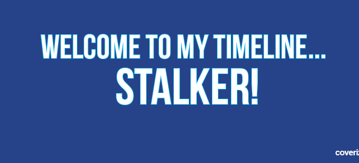 funny quotes about stalkers Funny quotes, Facebook