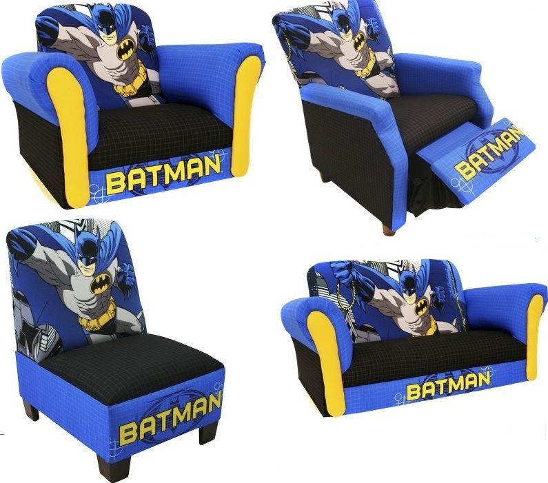 Available At Target Batman Rocker Recliner Armless
