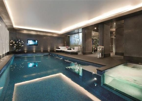 Swimming Pool Gym Luxury Swimming Pools Indoor Swimming Pool Design Indoor Pool Design
