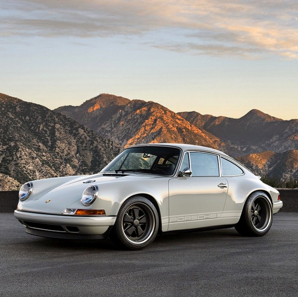15 Sexy Photos Of A Flawless Custom Porsche